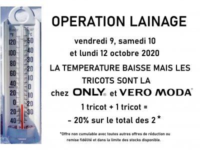 Opération Lainages